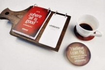 Menu Design / A peek into menu design...