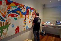 Live Painting - LOBO / www.lobopopart.com.br