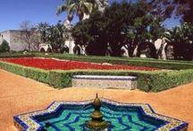 CASABLANCA / Moroccan Inspired Garden / by Janel Clift