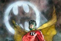 Comics & Heroes / by renu robin Design | rrD