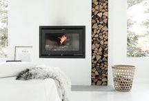 ♡ HOUTKACHEL | FIREPLACE / kachels die ik wel thuis zo willen | Fireplaces I would like in my home