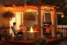 Beautiful Backyard Spaces