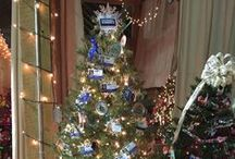 Christmastime with Old Blue / Old Blue has arrived at Coldwell Banker Innovations! The Elf on the Shelf has nothing on him. Visit our Facebook page to see where Old Blue goes to next... https://www.facebook.com/ColdwellBankerInnovations