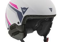 #Dainesesnow - Helmets / All the winter sports helmets from the Dainese catalogue