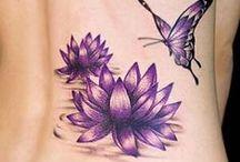 Tattoos / by Linda van Galen-Spijkers