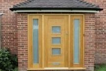 External Doors & Exterior Doors at Emerald Doors Ltd / Some stylish #external doors from across the globe. They are all so lovely its going make that final decision so difficult!! More ranges available at https://www.emeralddoors.co.uk/external-doors