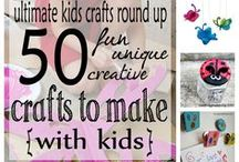 Kids Crafts & Recipes