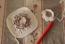 crochet pattern / by Nany Nasr