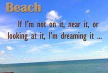 Beach Quotes / Everything good about being at the beach. Love #LakeErie