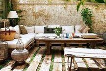 House - Garden, Balcony, Terrace