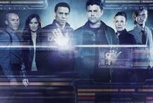 Almost Human TV Show (13/14) / by Andrew Gillon