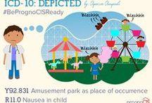 ICD-10 Humor / Weekly ICD-10 cartoons from PrognoCIS