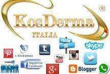 Cosmetics Should not miss # Cosmesi da non perdere / Linea Dermocosmetica a base di acido Boswellico  high line di KosDerma Italia