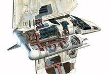 mechanism / 分解図、透視図、設計図、爆発図等