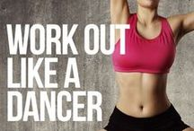 // GETTING FIT // / Tips for fitness & motivation for working out