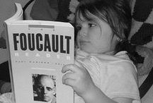 Foucault & Lookalikes / the man himself and people that look like him