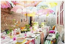 Party Inspiration / by Chelsea Mezzell