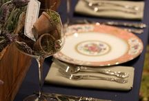 Home~ Table Settings / by Stacey Dean