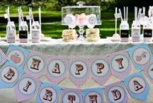 Babys Birthday / by Rebecca Benham