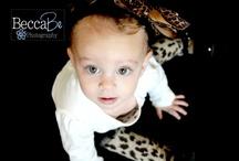 BeccaBe Photography / photography kids children baby / by Rebecca Benham