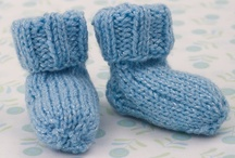 Baby Knits/Crochet / by Annie Johnson
