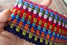 Crochet Stitches / by Annie Johnson