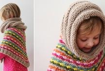 Child's Knit/Crochet / by Annie Johnson