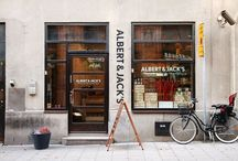 Shops,places,cafes