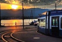 Rails / Photos of beautiful trains, or rails in great envirnment or trams and undergrounds