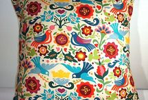 Pillows to Make / by Pam Alley