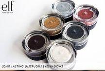 Long-Lasting Lustrous Eyeshadow