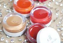 Balsamo per labbra idratante colorato