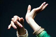 Dance/Mudras