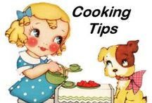 **Cooking 101** / Welcome!! Whether you are a beginner or expert..share your favorite cooking secrets, tips, etc only, please post recipes on proper boards!!  No spam!!  Thanks!!