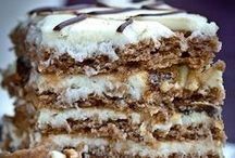 **Desserts: Cakes** / Welcome!!! Pin your favorite Cake Recipes here only..no spam please!!! Thanks for joining!!!