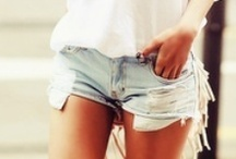 Denim & shorts