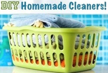Cleaning tips and DIY