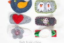 Hairclips: teach me! / Hairclips & accessories tutorials / Haarspeldjes & accessoires tutorials