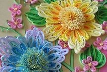 Quilling - Paper Art / by Veronica Wylie