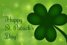 **Happy St Patty's Day** / Happy St Patty's Day!! Pin favorite decor, poems, quotes or recipes that say St Patty's Day!! Please..no spam or non-relevant items!! / by MomBHM