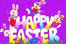 **Happy Easter** / Happy Easter!! Share recipes, poems, quotes, decor or photos that say Easter is here!! Please..no spam or non-relevant items!!