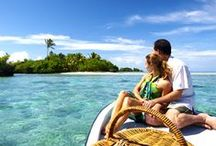 Fiji Romance / Turquoise waters, endless skies, balmy evening breezes and starry nights: our romantic Fiji holidays are truly made for lovers at Jean-Michel Cousteau Resort.