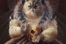 Katter / by Sandra Alvarsson
