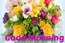 **Good Morning** / Good Morning!!! Pin favorite quotes or poems!!! Please..no spam or non-relevant items!!! Have a great day!!! Thanks for joining!!!