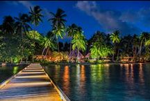 Jean-Michel Cousteau Resort, Fiji / Come experience the award-winning, five-star Fiji resort and spa, where heavenly surroundings combine with an unsurpassed range of luxury hotel activities.  / by Jean-Michel Cousteau Resort, Fiji