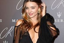 Miranda Kerr / Model Miranda Kerr style outfits beauty
