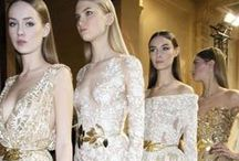 Zuhair Murad + Elie Saab / Fashion shows