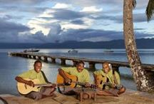 Fiji Band & Music / by Jean-Michel Cousteau Resort, Fiji