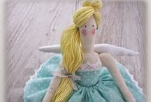 My sewing / Tilda toys, felt craft and many other