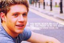 Nando Boy / Precious Niall  / by Winifred Bove